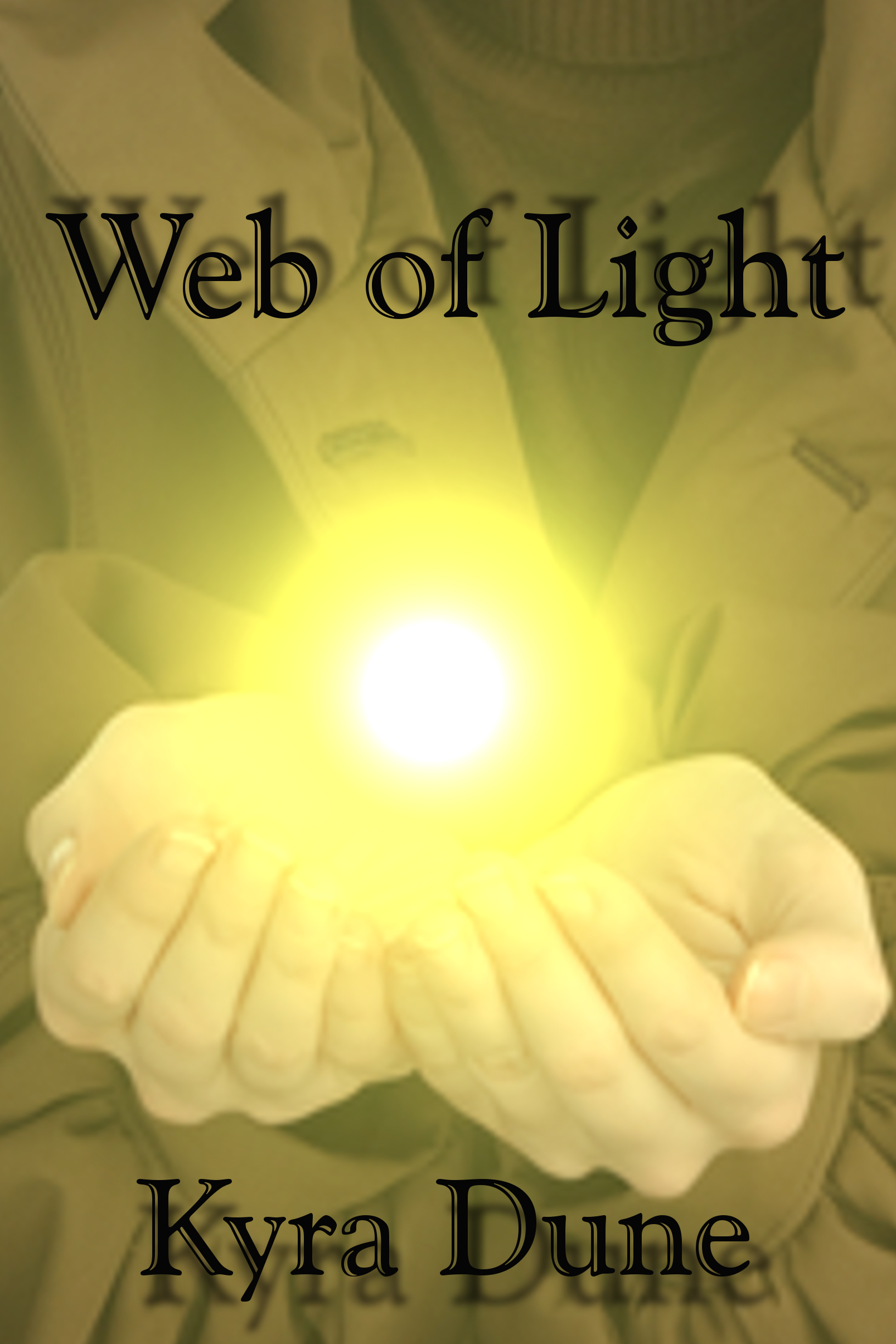 Web of Light by Kyra Dune #ASMSG