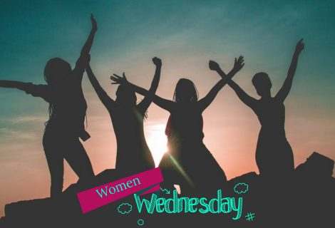 #WomenWednesday:  Happy New Year