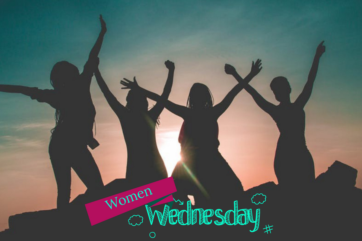 #WomenWednesday:  Happy New Year