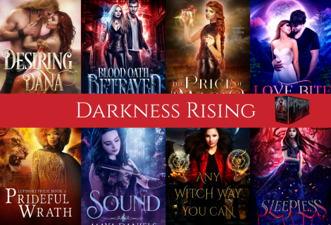Darkness Has Risen:  Purchase Your Copy Today!